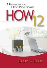 HOW 12 12th edition 9780324662399 0324662394