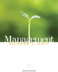 Management 9th edition 9780324595840 0324595840