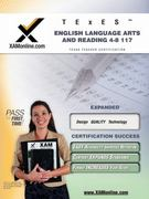 TExES English Language Arts and Reading 4-8 117 2nd Edition 9781581977721 1581977727
