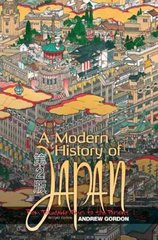 A Modern History of Japan 2nd edition 9780195339222 0195339223