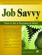 Job Savvy, Fourth Edition 4th edition 9781593575533 159357553X