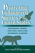 Protecting Endangered Species in the United States 1st edition 9780521087490 052108749X