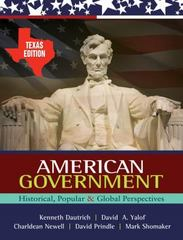 American Government 1st edition 9780495570318 0495570311