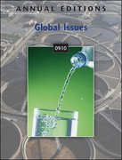 Annual Editions: Global Issues 09/10 25th Edition 9780078127700 007812770X