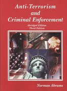 Anti-Terrorism and Criminal Enforcement, Abridged Edition 3rd Edition 9780314194176 0314194177