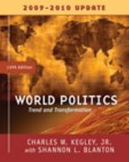 World Politics 12th edition 9780495565697 0495565695