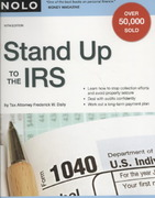 Stand up to the IRS 10th edition 9781413309225 1413309224