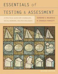Essentials of Testing and Assessment 2nd edition 9780495604587 0495604585