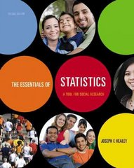 The Essentials of Statistics 2nd edition 9780495601432 0495601438