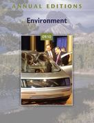 Annual Editions: Environment 09/10 28th edition 9780073515496 0073515493