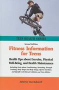 Fitness Information for Teens 2nd edition 9780780810457 0780810457
