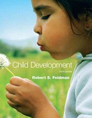 Child Development 5th edition 9780205655021 0205655025