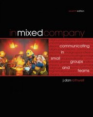 In Mixed Company 7th edition 9780495567677 0495567671
