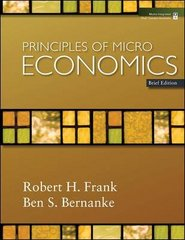 Principles of Microeconomics, Brief Edition 1st Edition 9780077231835 007723183X