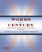 Words of a Century 2nd edition 9780195168051 0195168054
