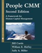 The People CMM 2nd edition 9780321553904 032155390X