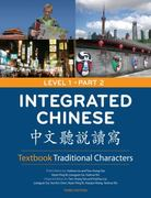 Integrated Chinese 1/2 Textbook Traditional Characters 3rd Edition 9780887276729 0887276725