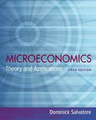 Microeconomics 5th edition 9780195336108 0195336100