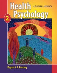 Health Psychology 2nd edition 9780495600794 0495600792