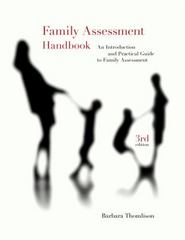 Family Assessment Handbook 3rd Edition 9781111782993 1111782997