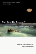 Can God Be Trusted? 2nd Edition 9780830828869 0830828869