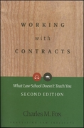 Working with Contracts 2nd edition 9781402410604 1402410603