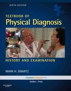 Textbook of Physical Diagnosis with DVD 6th edition 9781416062035 1416062033