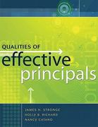 Qualities of Effective Principals 1st Edition 9781416607441 1416607447