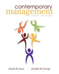 Contemporary Management 6th edition 9780073530437 0073530433