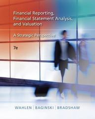 Financial Reporting, Financial Statement Analysis and Valuation 7th Edition 9781133007739 1133007732