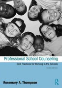 Professional School Counseling 3rd Edition 9781135839468 1135839468