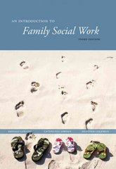 An Introduction to Family Social Work 3rd edition 9780495601883 0495601888