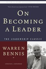 On Becoming a Leader 4th edition 9780465014088 0465014089