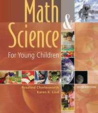 Math & Science for Young Children 6th Edition 9781428375864 1428375864