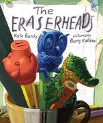 The Eraserheads 1st edition 9780374399207 0374399204
