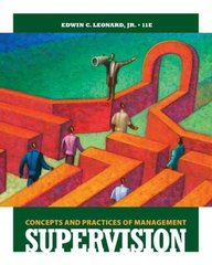 Supervision 11th edition 9780324590920 032459092X
