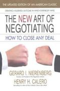 The New Art of Negotiating 0 9780757003059 0757003052