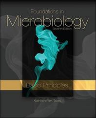 Foundations in Microbiology, Basic Principles 7th edition 9780077263164 0077263162
