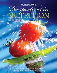 Wardlaw's Perspectives in Nutrition 8th edition 9780077263201 0077263200
