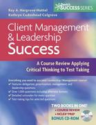 Client Management and Leadership Success 1st Edition 9780803620438 0803620438