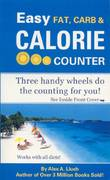 Easy Fat, Carb and Calorie Counter 1st edition 9781934386255 1934386251