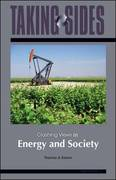 Taking Sides: Clashing Views in Energy and Society 1st edition 9780078127557 0078127556