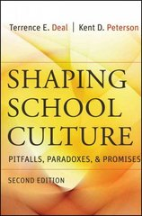 Shaping School Culture 2nd Edition 9780787996796 0787996793