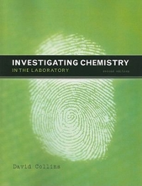 Lab Manual for Investigating Chemistry 2nd edition 9781429222433 1429222433