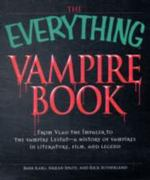 Vampire Book 1st Edition 9781605506319 1605506311