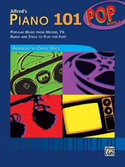 Piano 101 Pop 1st Edition 9780739051467 0739051466