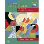 Alfred's Group Piano for Adults Student Book 2nd Edition 9780739049259 0739049259