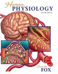 Human Physiology 11th Edition 9780077265878 0077265874