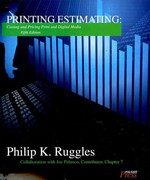 Printing Estimating 5th edition 9780883626214 0883626217