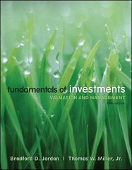 Fundamentals of Investments w/S&amp.P card + Stock-Trak card 5th edition 9780077283292 0077283295
